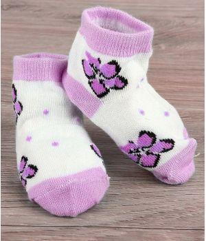 Носки детские Цветочки