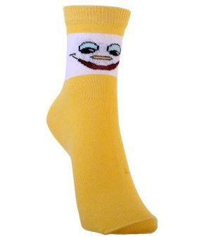 Носки детские желтые от Kitex