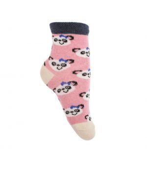 Носки для девочки Мишка панда