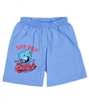 Голубые шорты Акула
