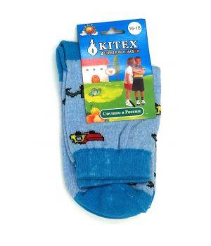 Носки для мальчика Техника