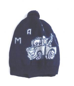 Весенняя детская шапка Мэтр