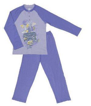 Пижама для мальчика Диджей