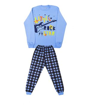 Пижама для мальчика Гитара