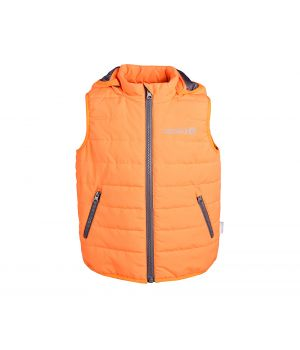 Оранжевый жилет для мальчика Крокид