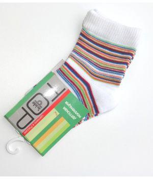 Носки детские Разноцветная полоска