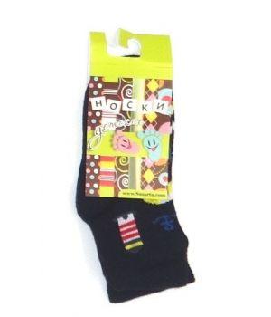 Детские носки Синий якорь