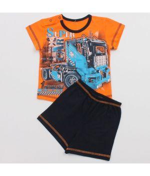 Джемпер и шорты для мальчика 1 годика