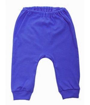 Ползунки синие для малыша