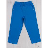 Синие брюки для мальчика текстильные